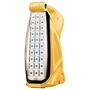 Eveready HL52 30-LEDs Rechargeable Home Light (Yellow)