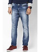 Blue Slim Fit Jeans Lee Cooper