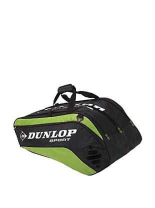 Dunlop Portaracchette Portaracchette Thermo Tour Da 10 Verde 1