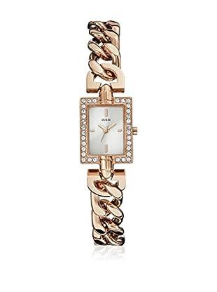 GUESS Reloj de cuarzo Woman Plateado