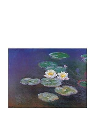 Artopweb Wandbild Monet Ninfee 1914-1917 - 60x90 cm mehrfarbig
