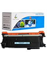 TRUE IMAGE Compatible Toner Cartridge Replacement for HP C648A ( Cyan , 6-Pack )
