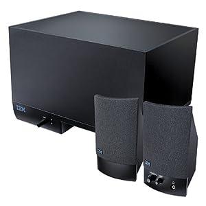 Altec Lansing IBM345 Computer Speakers (3-Piece)