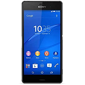Sony Xperia Z3 (Black, 16GB)