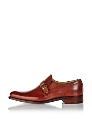 George Webb Monkstrap Walden (Braun)