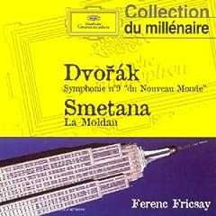 輸入盤 フリッチャイ指揮 ドヴォルザーク:交響曲第九番《新世界より》、スメタナ:《モルダウ》、リスト:《前奏曲》のAmazonの商品頁を開く