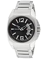 Police Interstate Analog Black Dial Men's Watch 12897JS/02M