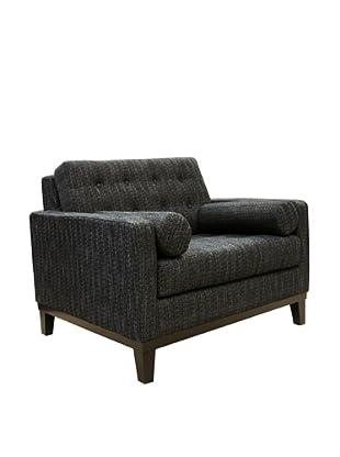 Armen Living Centennial Chair, Charcoal