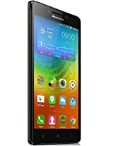 Lenovo A6000 (Black, 8GB)