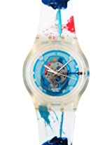 Swatch Analog Multi-Color Dial Men's Watch - SUJK104C