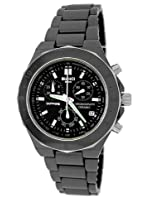Roberto Bianci Unisex JH035_BLK Condezza All Ceramic Sapphire Crystal Watch