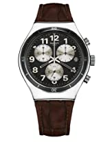 Swatch Browned Mens Watch YVS400