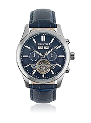 Executive Reloj automático Man Tuxedo Azul 43 mm