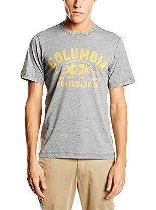 Columbia Camiseta Manga Corta Csc Eu Round Bend