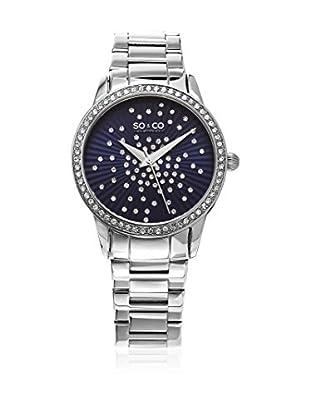 SO & CO New York Uhr mit japanischem Quarzuhrwerk Woman GP16021 40 mm