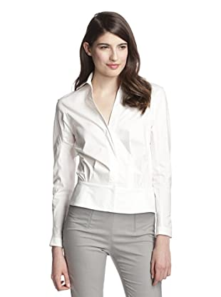 Byron Lars Women's Fitted Shirt (Powder)