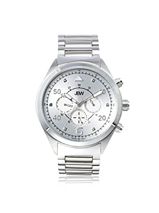 JBW Men's J6283C Silver Stainless Steel Watch
