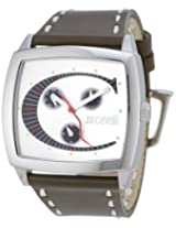 Just Cavalli Analog White Dial Men's Watch - R7251915015