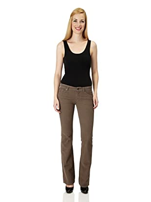 7 for all Mankind Samthose Kimmie Stretch Bootcut (Grau)
