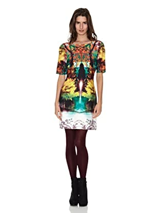 Peace & Love Vestido Macao (Multicolor)