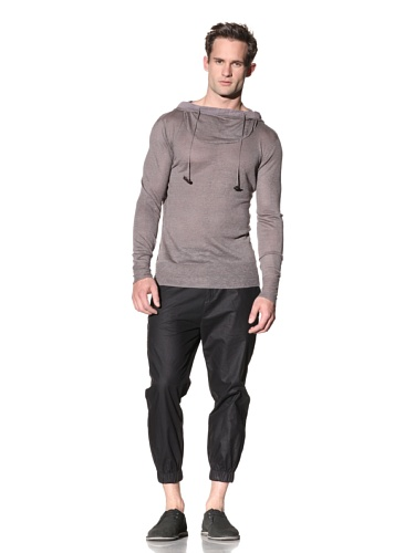 Nicholas K Men's Broden Sweater (Shark Grey)