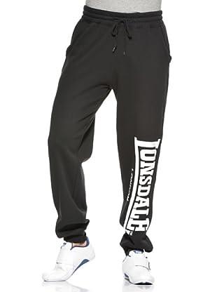 Lonsdale Sweatpants Logo Large