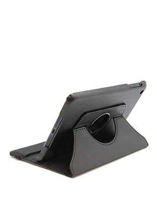 Unotec Funda Rotación Negra iPad Mini Negra
