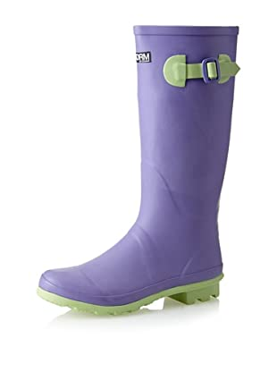 Storm by Cougar Women's Midas Rain Boot (Purple/Green)