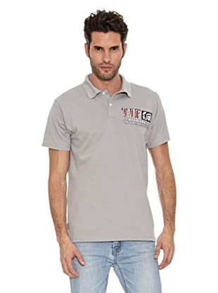 The Indian Face Polo Taylor (Gris)