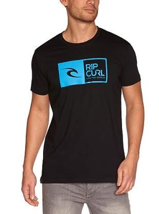 Rip Curl T-Shirt Ripawatu S/ Stee (Nero)
