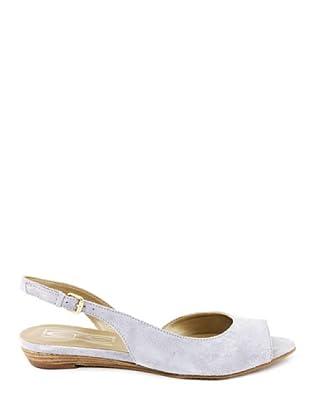 Eye Shoes Sandalias Bajas (Gris Claro)
