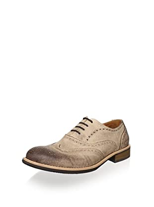 Kenneth Cole Reaction Men's Rouge Trip Wingtip (Sand)