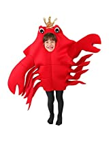 Toddler King Crab Halloween Costume (Size:2-4T)