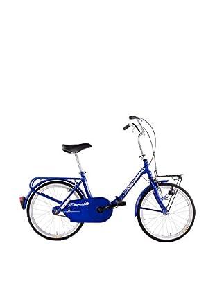 SCHIANO Faltrad 20 215 blau