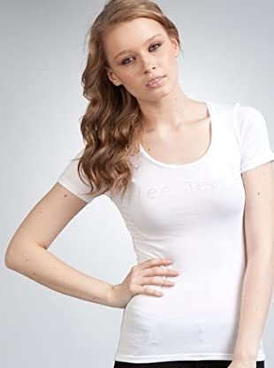 Lee Camiseta Stretch Rhine (Blanco)