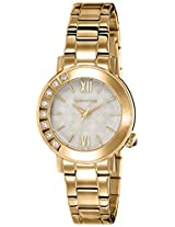 Giordano Analog White Dial Women's Watch - 2753-11