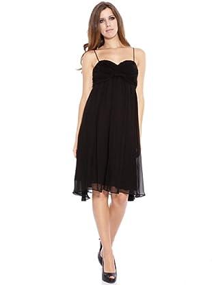 Caramelo Vestido Fiesta (negro)