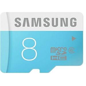 Samsung MB-MS08D microSDHC 8GB Class 6 Memory Card