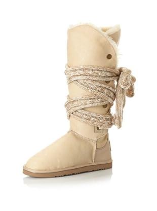 Australia Luxe Collective Women's Mars Sheepskin Boot (Vintage Off-White)
