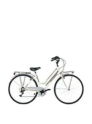 Schiano Cicli Bicicleta 28 Trk City Joy 06V. Crema