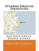 Atherma Siracusa - Syrakouses: Ancient Greek Board Games
