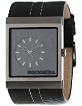 Rockwell Rockwell Time Unisex Mc105 Mercedes Black Leather And Black Watch - Mc105
