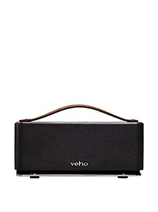 Veho Bluetooth-Lautsprecher Vss-012-M6 360° M6 grau