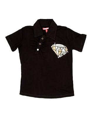 Miss Sixty Kids Polo Diamante (Negro)