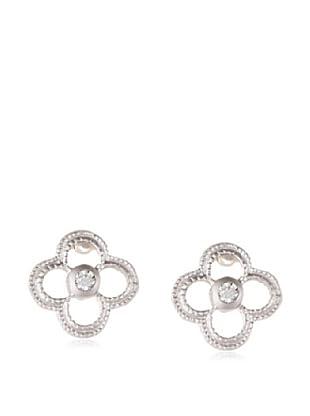 Belargo Cut-Out Flower Earrings