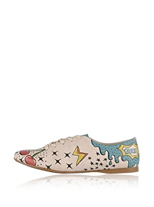 Dogo Oxford Pop Art (Creme)