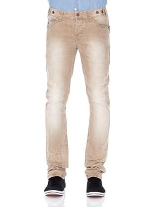 Pepe Jeans London Pantalón Dixon (Marrón Claro)