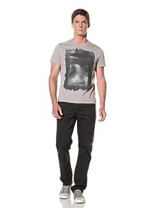 Rogue Men's Short Sleeve T-Shirt (Grey)