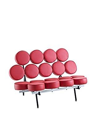 Modway Othello Sofa (Red)