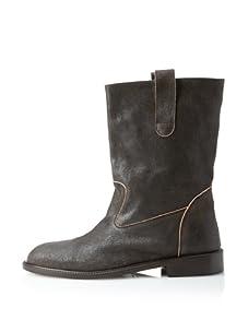 Billy Reid Men's Kentwood Roper Boot (Brown)
